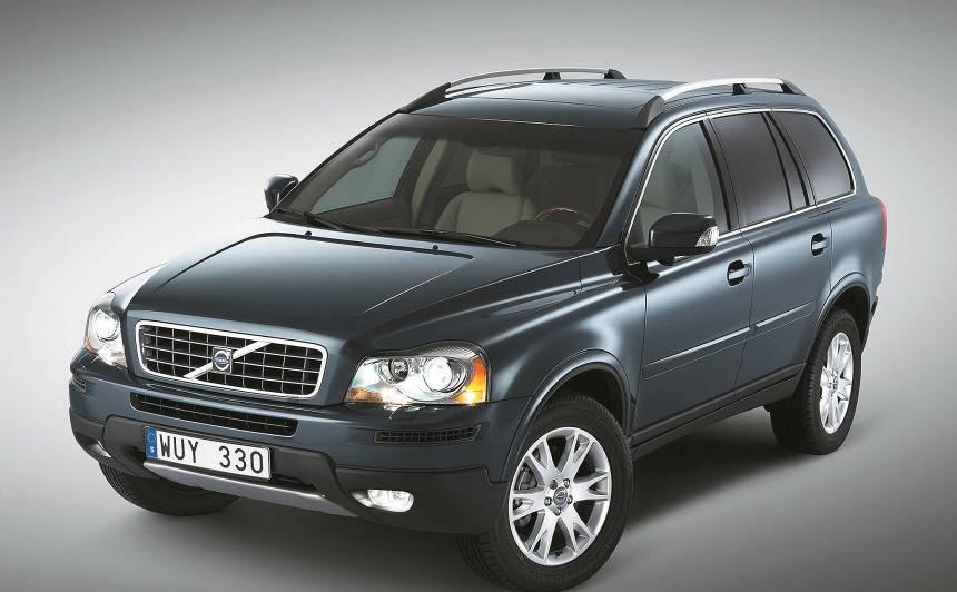 Kāds ir <strong>Volvo XC90</strong> riepu izmērs?
