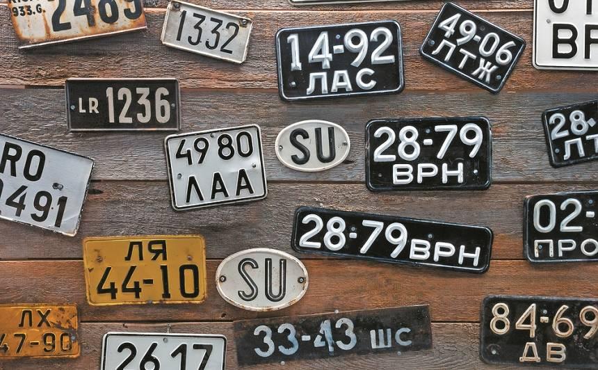 Vai <strong>norakstot</strong> auto detaļās, numura zīmes jānodod CSDD?