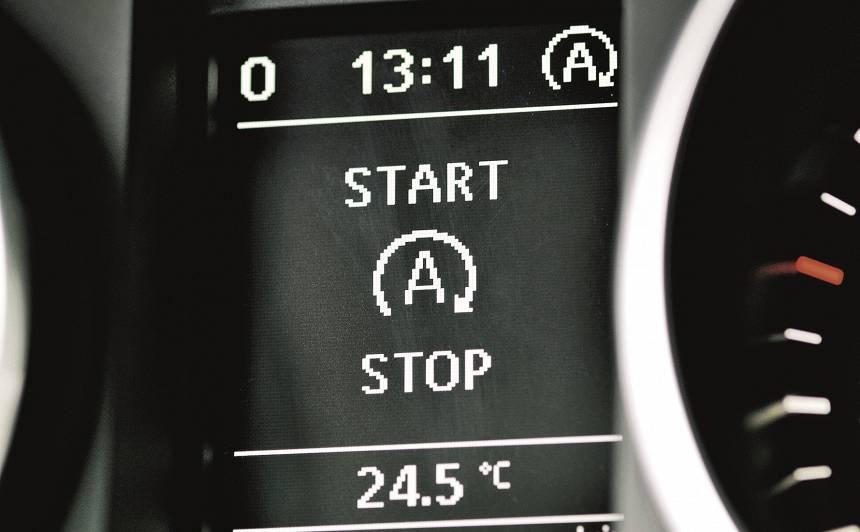 <strong>5 svarīgi jautājumi</strong> par Start-Stop sistēmas darbību