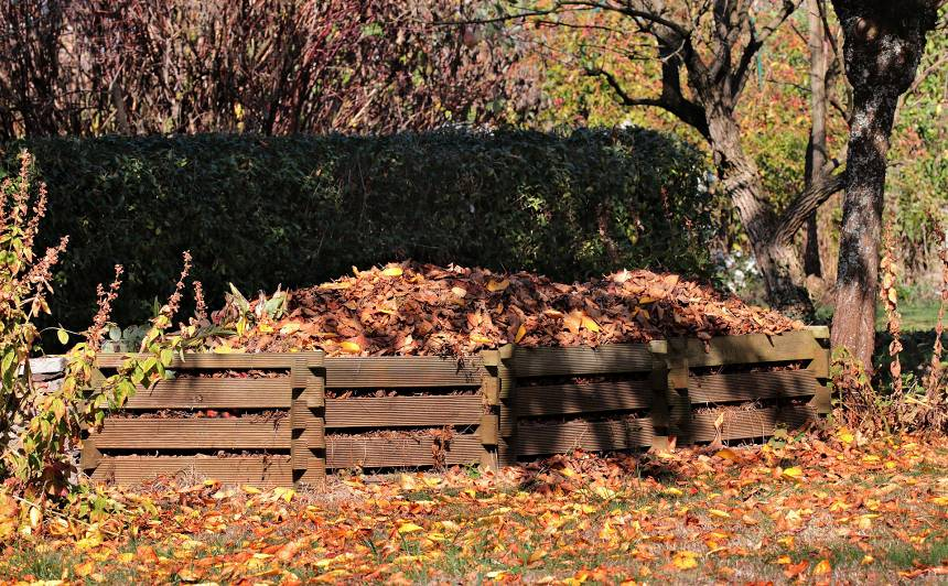 6 paņēmieni, kā tikt pie <strong>laba komposta</strong>