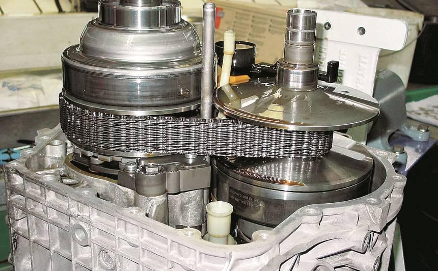 Bezpakāpju variators – CVT transmisijas <strong>remonts, izturība un lietošana</strong>