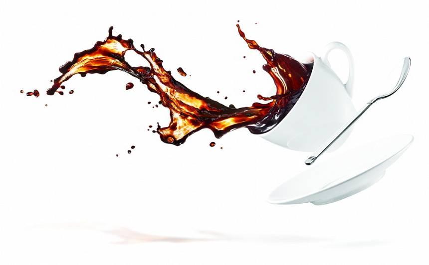 Bīstami <strong>apdegumi no vienas kafijas krūzes</strong>