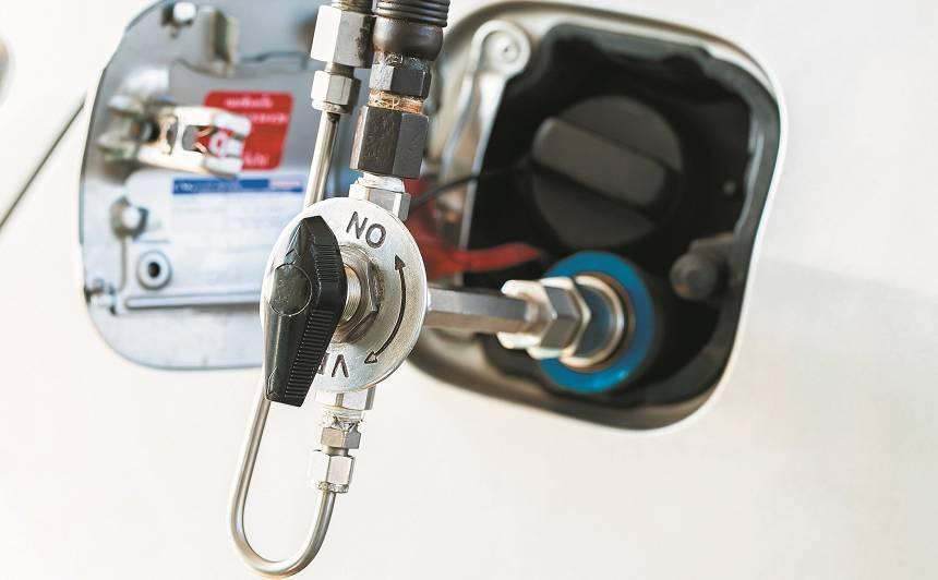 Auto ar dabasgāzi (CNG) — <strong>tā ir iespēja ietaupīt!</strong>