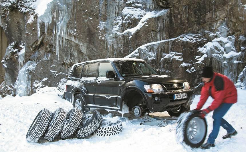 Kādas ziemas riepas ir piemērotākās <strong>krosoveram?</strong>