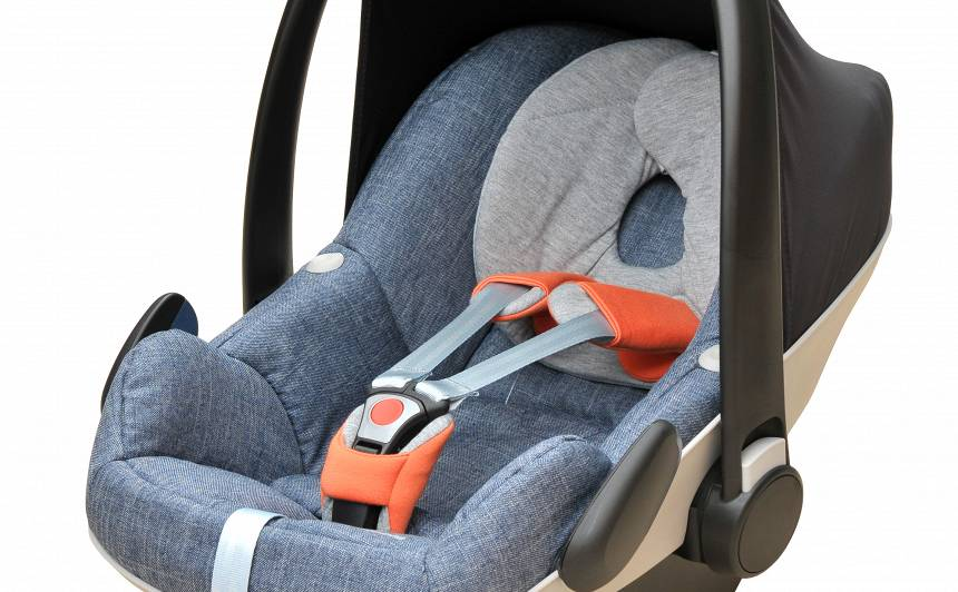 <strong>Svarīgākais,</strong> kas jāzina par <strong>autosēdeklīti</strong> mazulim