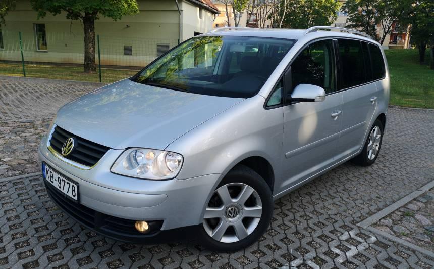 Lietots auto: <strong>Volkswagen Touran (03–15)</strong> – ekspertu atsauksmes