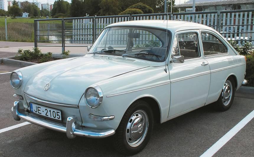 Motormuzeja retro auto – Volkswagen 1600 TLE Type 3 <strong>vabolītes radītājs</strong>