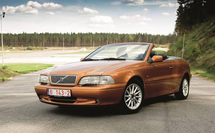 Lietots auto: <strong><em>Volvo C70</em> (96–05)</strong> — ekspertu atsauksmes
