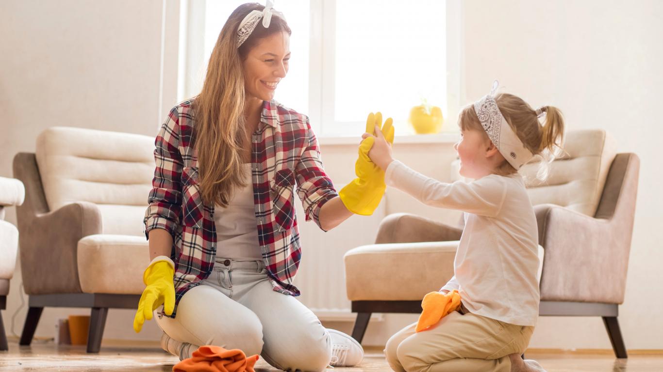 Kas jāzina par <strong>kārtību un bērnu</strong> dažādos vecumos