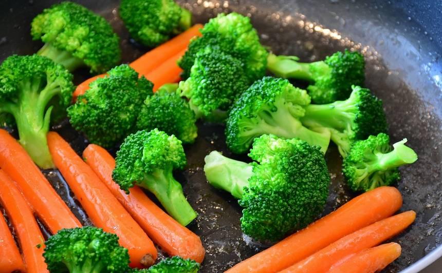 Brokoļi palīdz <strong>cīņā pret vēzi</strong>