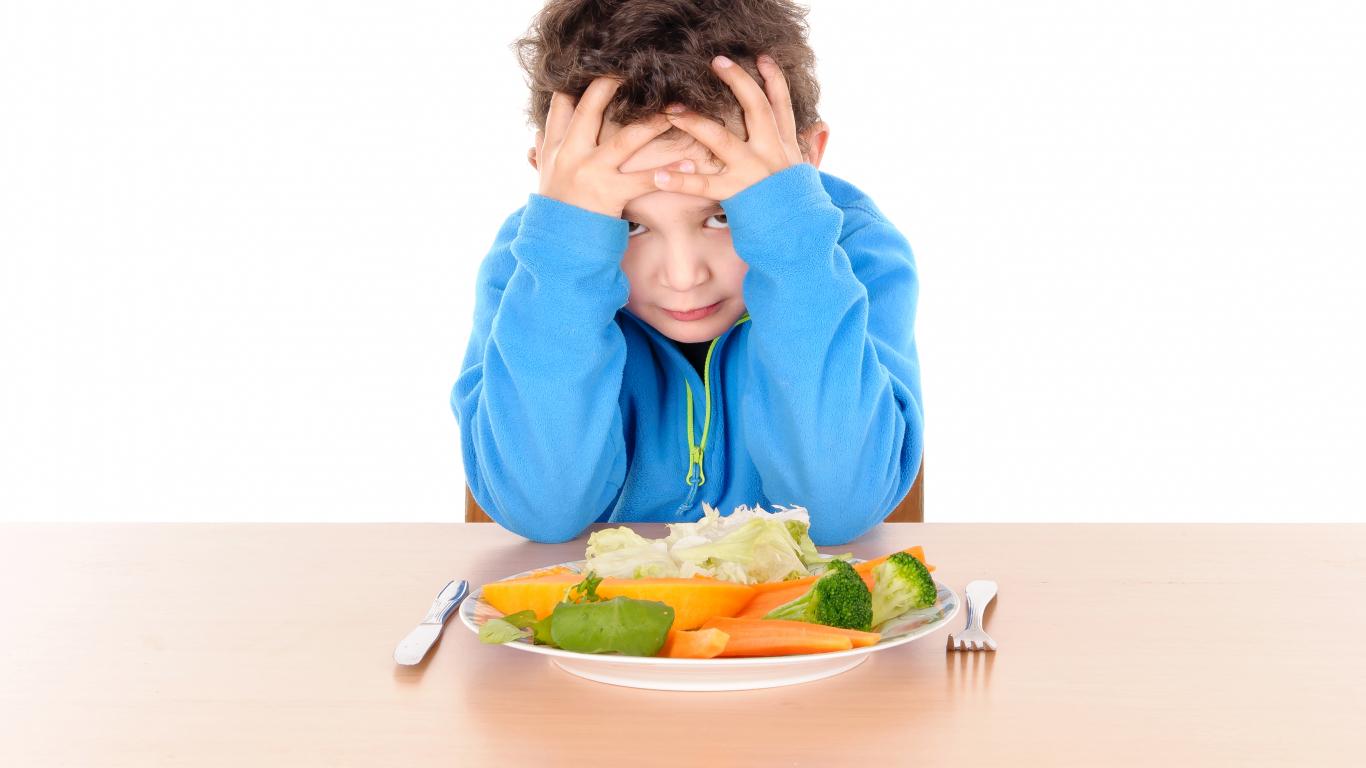 <strong>Bērns ir mazēdājs</strong> — vai pamats satraukumam?