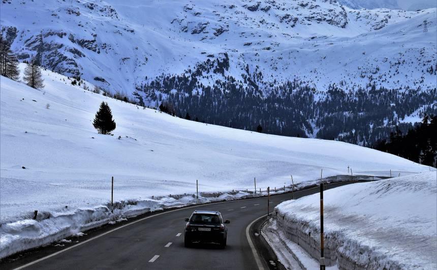 Slēpošanas ceļojums Alpos - ko izvēlēties <strong>auto nomā</strong>?