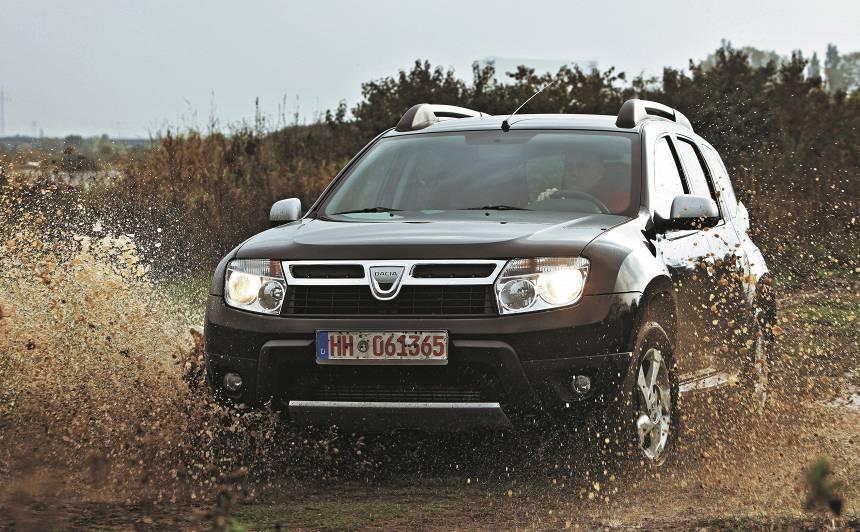 Lietots <em>Dacia</em> — vai tas būs <strong>labs pirkums</strong>?