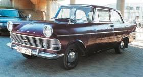 Motormuzeja retro auto – Opel Record 1700 (P2) <strong>oriģinālais rekordists</strong>