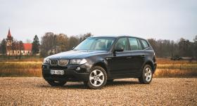 Lietots auto: <strong><em>BMW X3</em> (03–10)</strong> — ekspertu atsauksmes