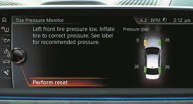 Kā <strong><em>BMW</em></strong> izmēra riepu spiedienu?