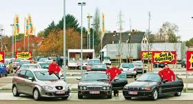 <strong>Lietots auto par 6000 eiro</strong> — no praktiķa līdz greznībām