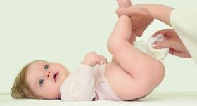 Vēdera izeja mazulim