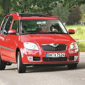 Lietots auto: <em>Škoda Roomster</em> <strong>100 000 km izturības</strong> tests