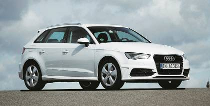 Lietots auto: <strong>Audi A3 Sportback g-tron</strong> 100 000 km izturības tests
