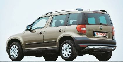 Lietots auto: <strong>Škoda Yeti (09–17)</strong> – ekspertu atsauksmes
