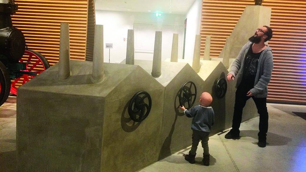 Igaunijas Nacionālais muzejs <strong>interesantāks par AHAA?!</strong>