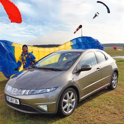 Lietots auto: <em>Honda Civic</em> <strong>100 000 km</strong> izturības tests