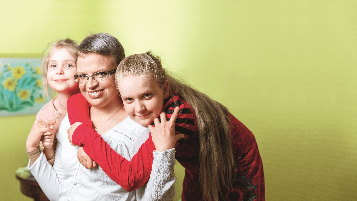 Redaktore un divu meitu mamma Guna Pitkevica: <strong>Depresija ir briesmīgāka par vēzi</strong>