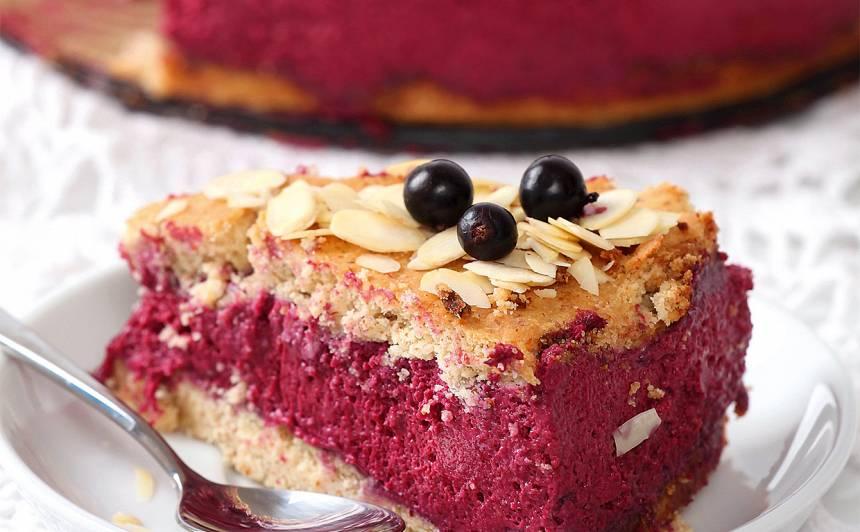 Upeņu torte recepte