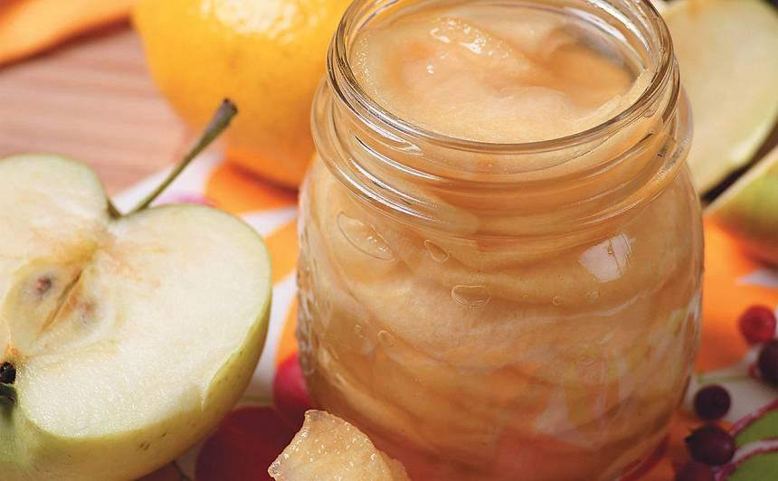 Āboli cukura sīrupā recepte