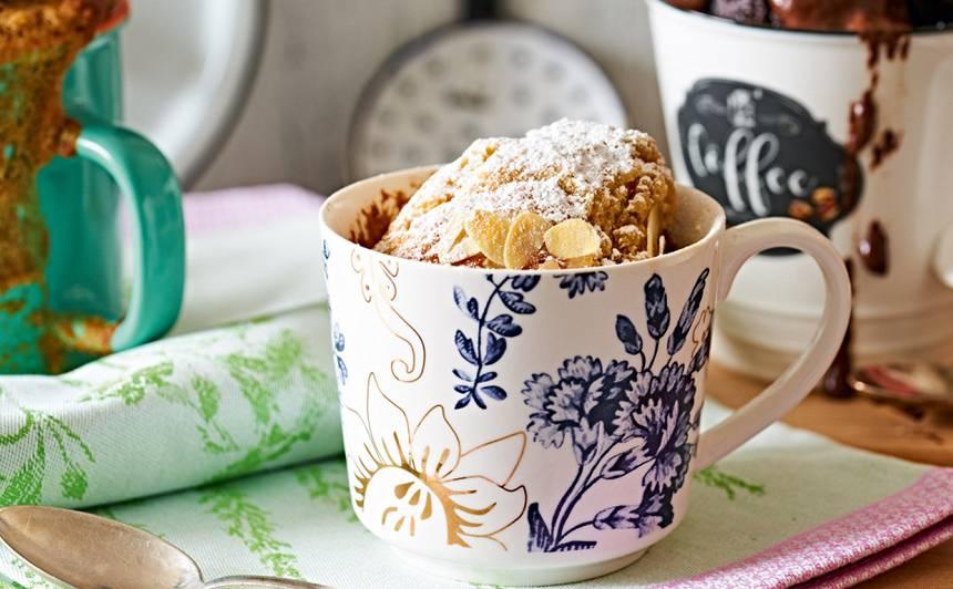 Baltās šokolādes kūka recepte