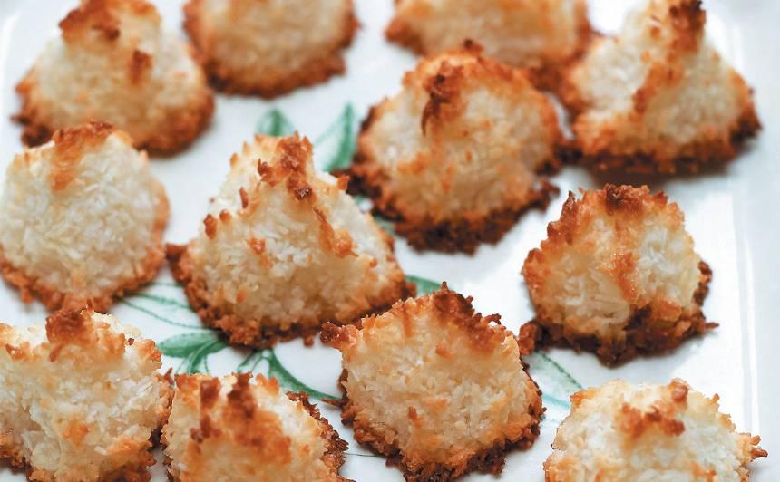 Kokosriekstu klintis recepte
