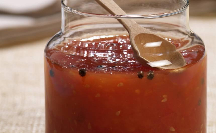 Saldais tomātu džems ar čili