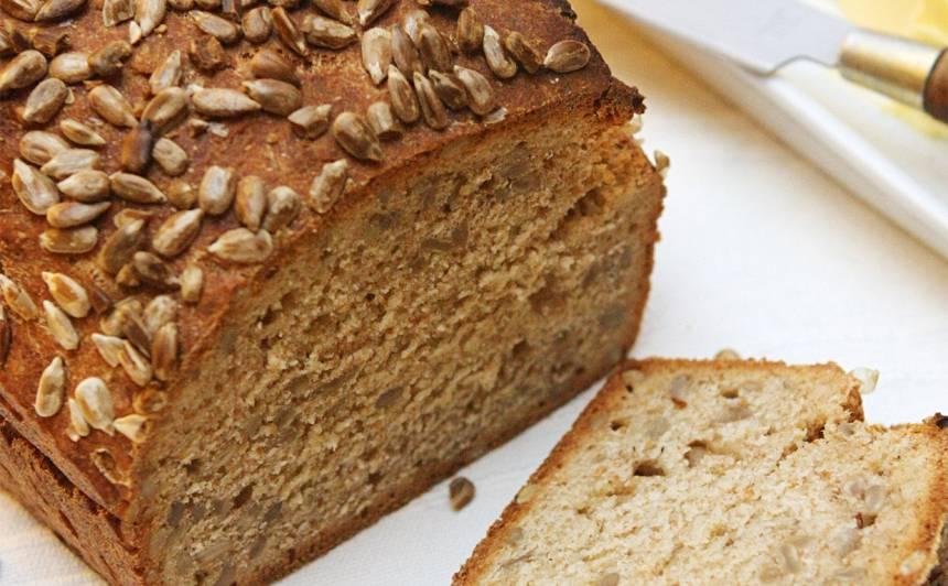 Mazās formas sēkliņu maize recepte