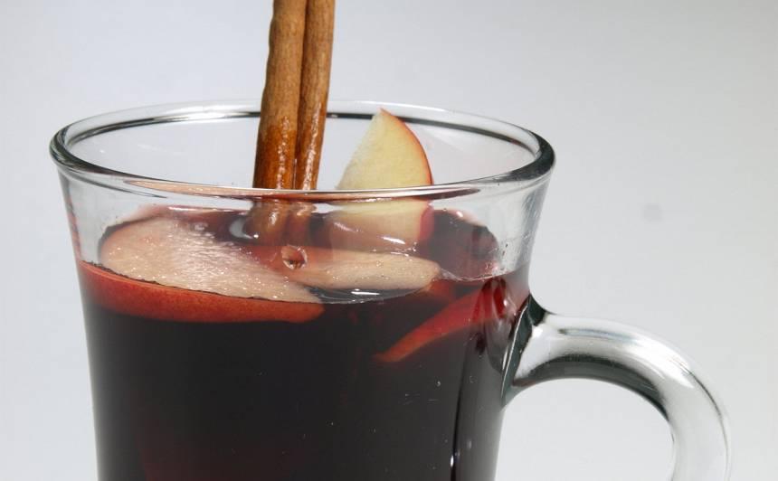 Tradicionālais karstvīns recepte