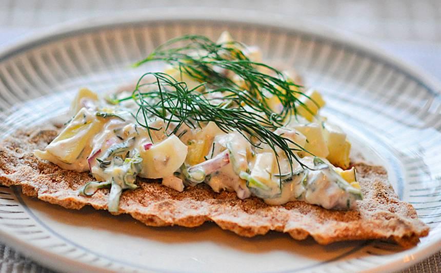 Siļķu salāti receptes