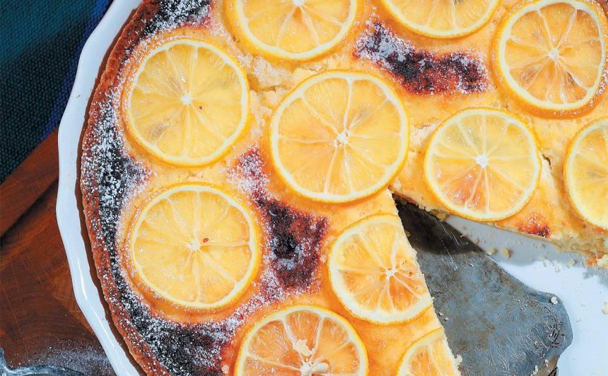 Citronu kūka recepte