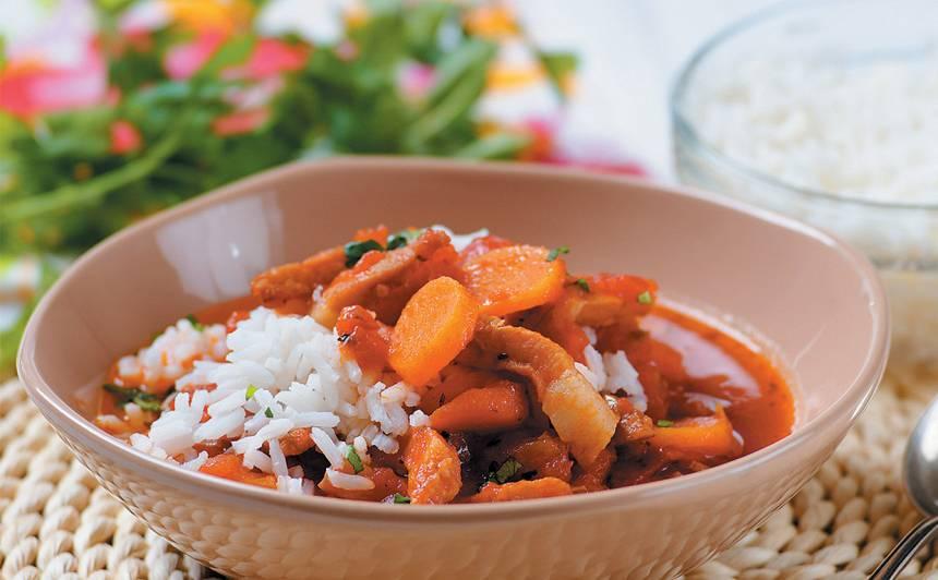 Tomātu zupa ar rīsiem recepte