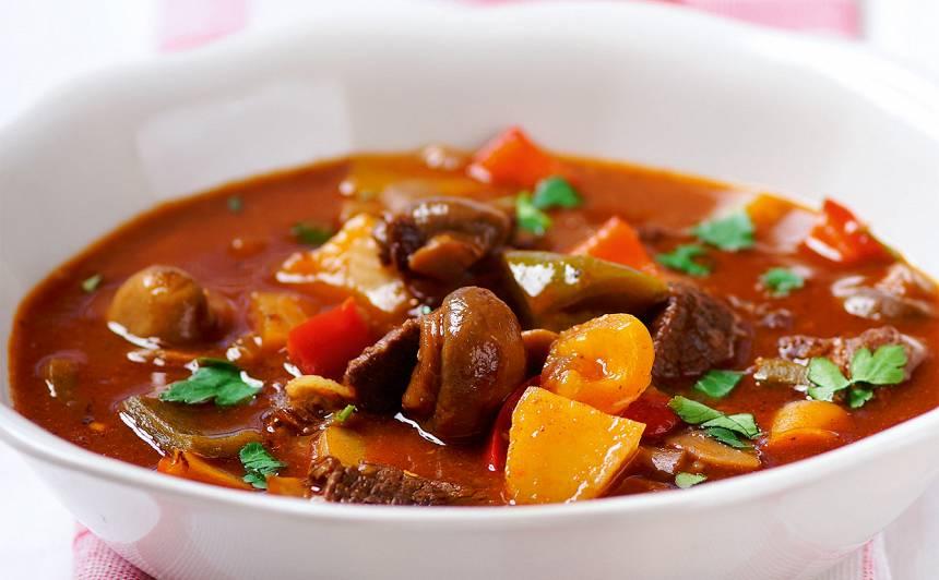 Stiprā gulaša zupa