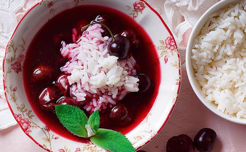 Ķiršu zupa