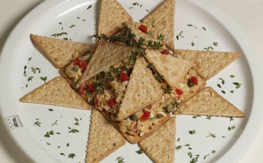 Salātu auseklītis recepte