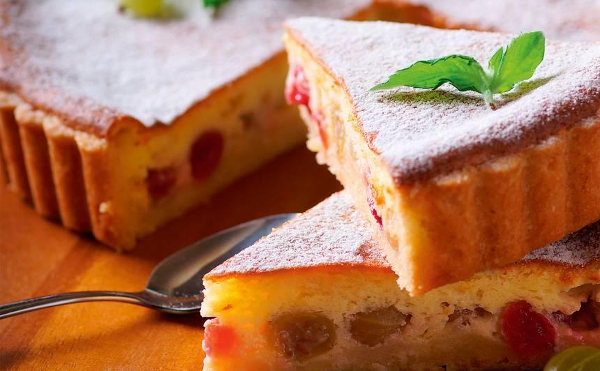 Ērkšķogu kūka recepte