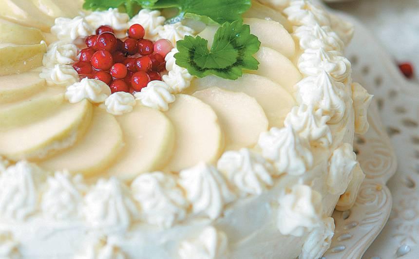 Īsta lauku torte recepte