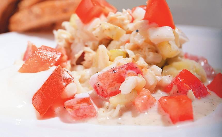 Svaigie salāti recepte