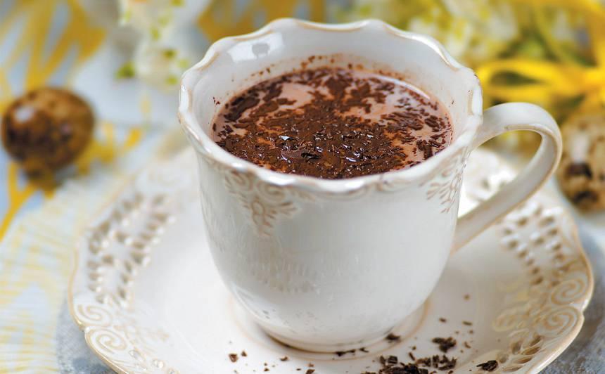 Kakao ar kanēli un medu