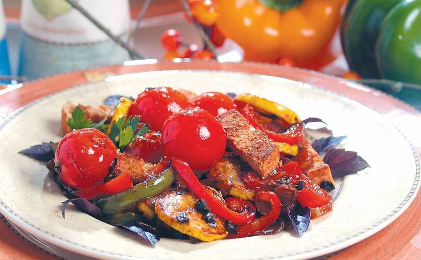 Salāti ar papriku recepte