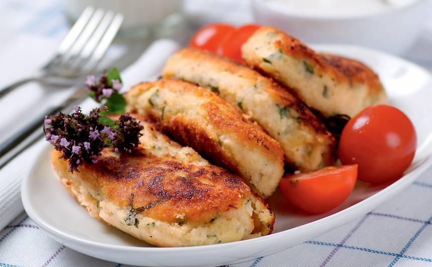 Zivju un kartupeļu kotletes recepte
