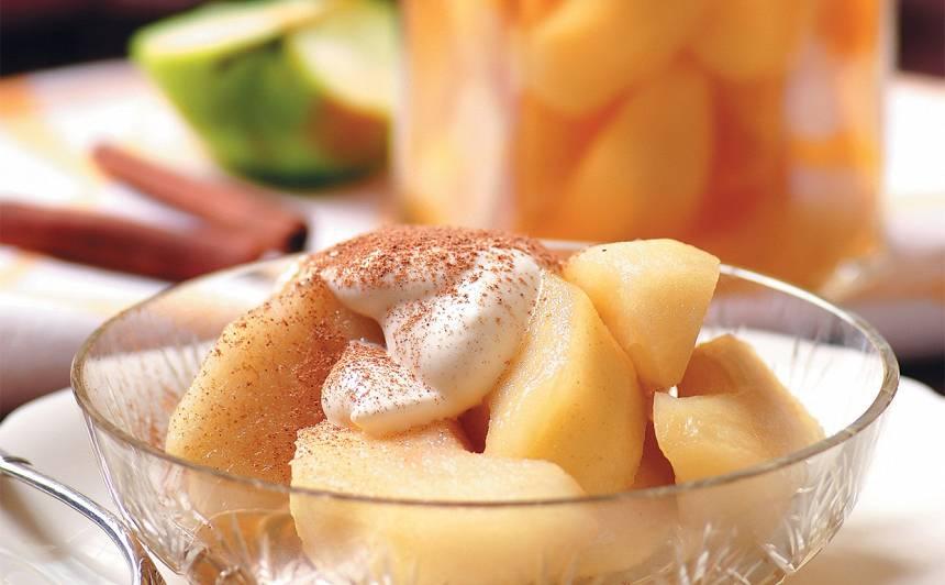 Ābolu kompots ar brendiju receptes
