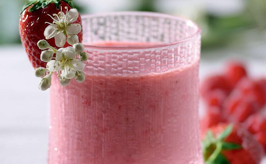 Lasi-atspirdzinošais jogurta dzēriens receptes