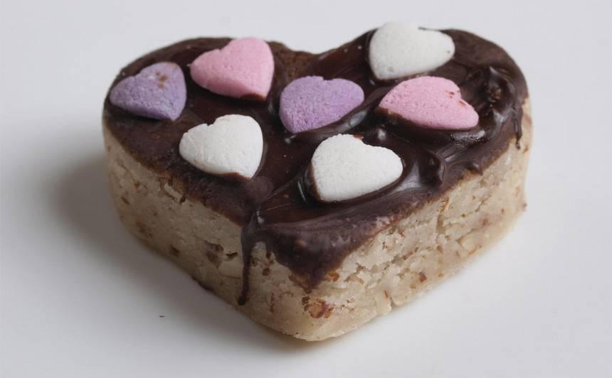 Marcipāna sirsniņas recepte